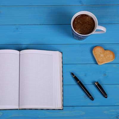 בלוג - מחברת קפה ועוגייה